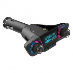 BT06 FM Transmitter, 2xUSB φορτιστής αυτοκινήτου, BT hands free