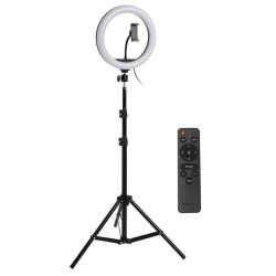 Επαγγελματικό Ring Lamp Light LED με τηλεκοντρόλ 30cm