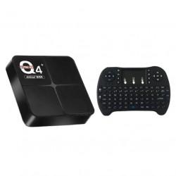 Andowl TV Box Ultra HD Q4 PRO 4GB RAM 64GB ROM
