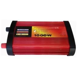 Μετατροπέας ρεύματος αυτοκινήτου από DC 12V σε AC 220V - Inverter Τροποποιημένου ημιτόνου 1000W CMS-HF100E