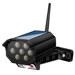 Ηλιακό φωτιστικό ομοίωμα κάμερας παρακολούθησης HS-V79