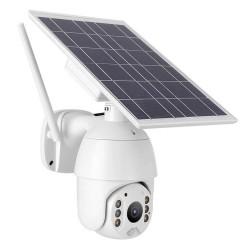 Εξωτερική ηλιακή κάμερα ασφαλείας