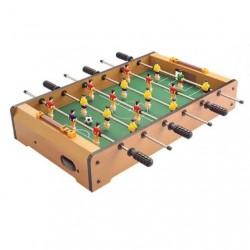 Μίνι επιτραπέζιο ξύλινο ποδοσφαιράκι 48.5x28.5