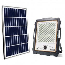 Ηλιακός προβολέας LED 400W εξωτερικού χώρου IP67 με 1080P HD Wifi IP Camera ασφαλείας MJ-DW904 WIFI