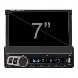 """Ηχοσύστημα MP5 2DIN με TFT HD οθόνη αφής 7"""" BT/FM/TF/USB/Mirroring και χειριστήριο - 7030CM"""