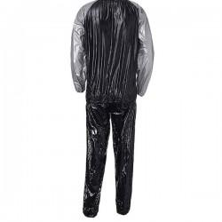 Φόρμα εφίδρωσης και αδυνατίσματος Sauna Suit - Μαύρο