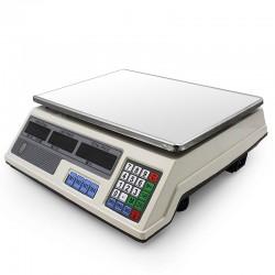 Ηλεκτρονική ζυγαριά με αυτόματο υπολογισμό τιμής - 40kgr