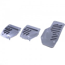 Αντιολισθητικά πεντάλ αυτοκινήτου - 3τμχ - AC 570