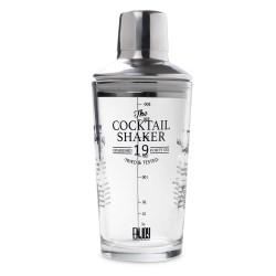 Γυάλινο shaker κοκτέιλ 350ml