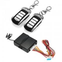 Αυτόματο κεντρικό κλείδωμα - ξεκλείδωμα αυτοκινήτου με 2 χειριστήρια - Σχέδιο 1