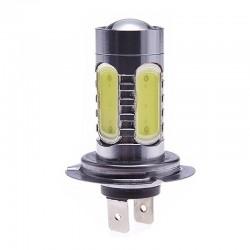 Ανταλλακτική λάμπα COB LED H7 / 7.5w / 800lm