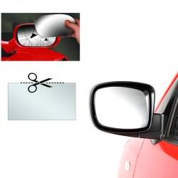 Ανταλλακτικός αυτοκόλλητος ακρυλικός καθρέφτης για το αυτοκίνητο - 12.5x20cm