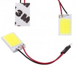 Λαμπτήρας εσωτερικού αυτοκινήτου 24 COB LED