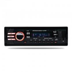 Mp3 player αυτοκινήτου με είσοδο USB/SD/AUX, ραδιόφωνο και χειριστήριο – 1235
