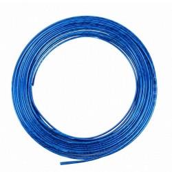 Διακοσμητική ταινία U-shaped για το αυτοκίνητο 15m/6mm - Μπλε