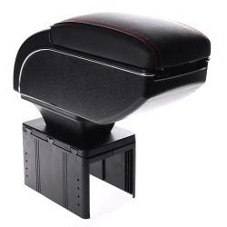 Κονσόλα χειρόφρενου - universal τεμπέλης αυτοκινήτου - Μαύρο 52010